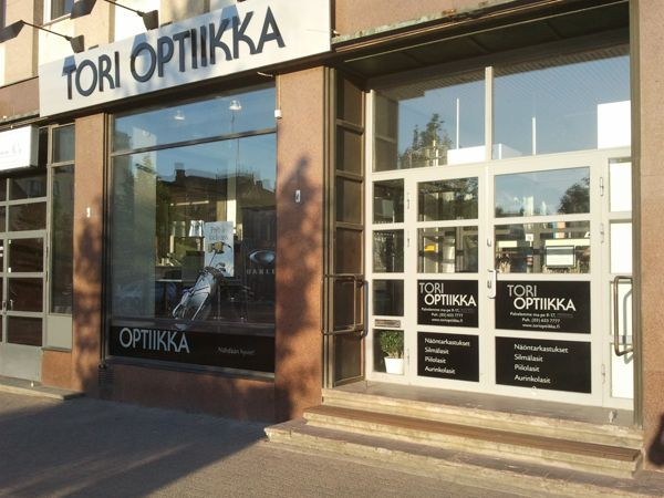 Tori-Optiikka Oy, Hämeenlinna