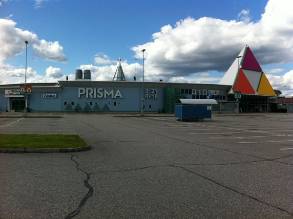 Prisma Rovaniemi, Rovaniemi