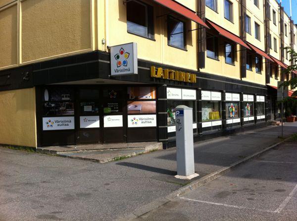 Väri Laitinen Oy, Rovaniemi