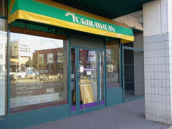 Torikaihdin Oy, Helsinki