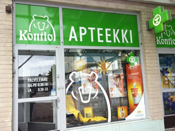 Kontio Apteekki, Kotka