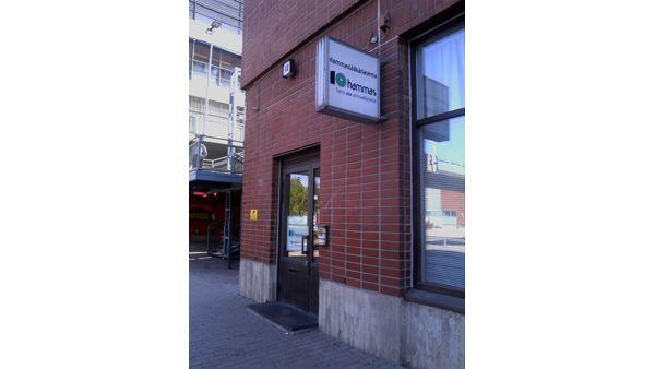 10 hammas, Helsinki