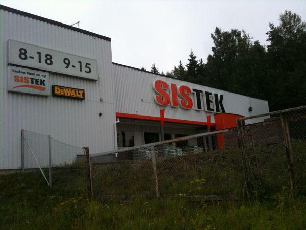 SISTEK Kaakon Kumi Oy, Lappeenranta
