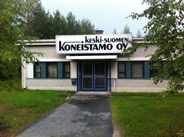 Keski-Suomen Koneistamo Oy, Jyväskylä