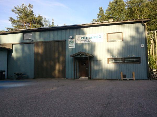 Pelti-Seppälä Oy, Heinola