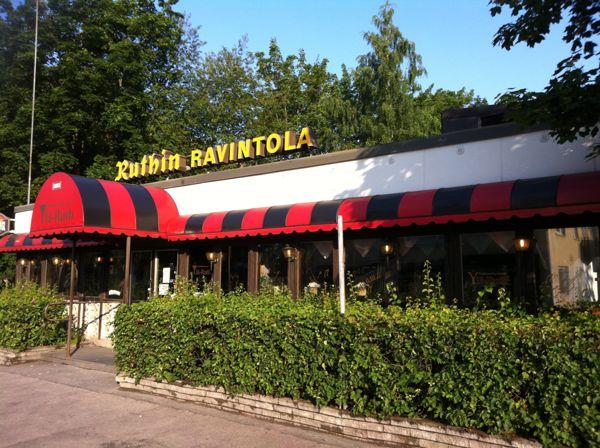 Ravintola Ylä-Ruth, Jyväskylä