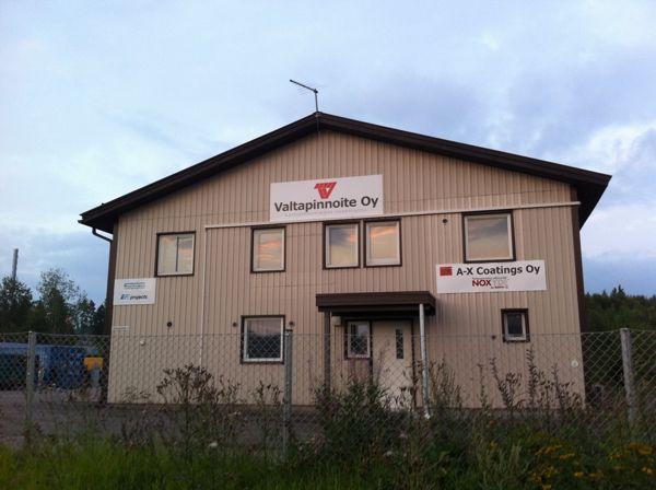Valtapinnoite Oy, Lahti