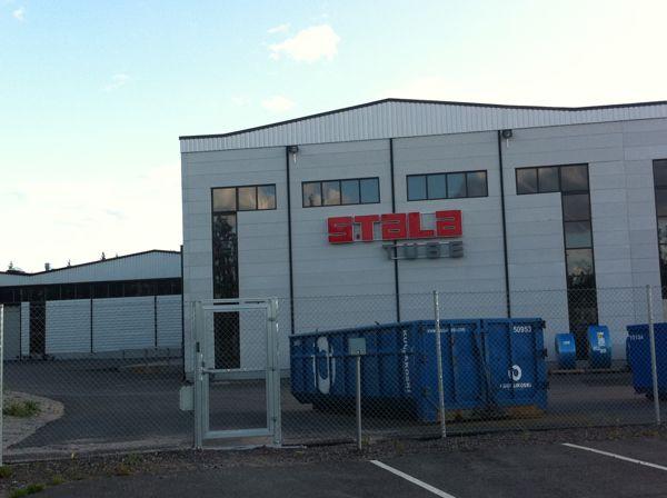 Stalatube, Lahti