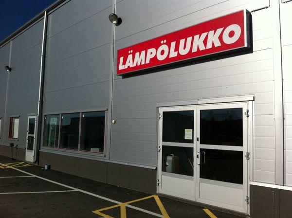 Putkiasennusliike Lämpölukko Ky, Rovaniemi