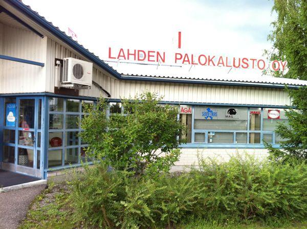 Lahden Palokalusto Oy, Lahti