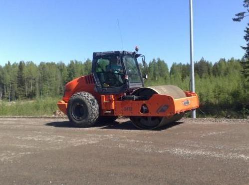 Tiehöyläpalvelu Jari Alhontausta Oy, Rauma