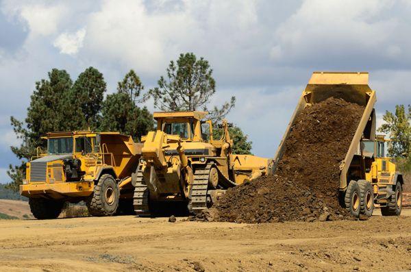 Kaivuu ja kuljetus P & T Mäkelä, Naantali