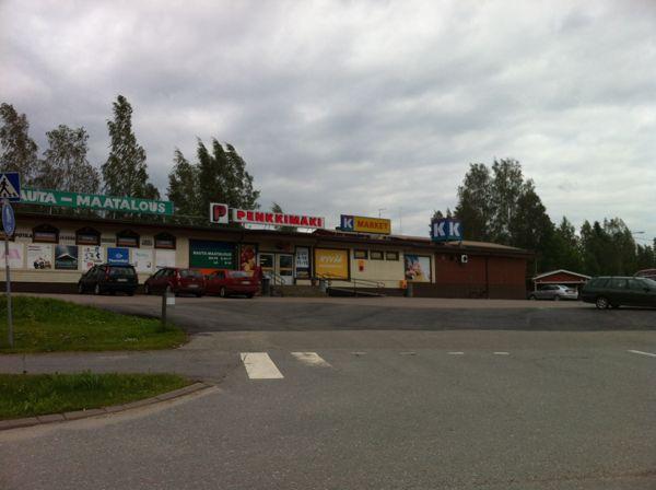 K-Market Penkkimäki, Sastamala