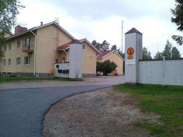 Kajaanin kaupunki Kuluntalahden koulu, Kajaani
