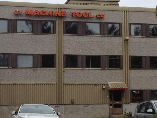 Machine Tool Co Oy