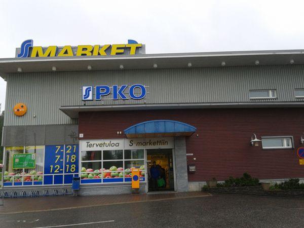 S-market Eno, Joensuu