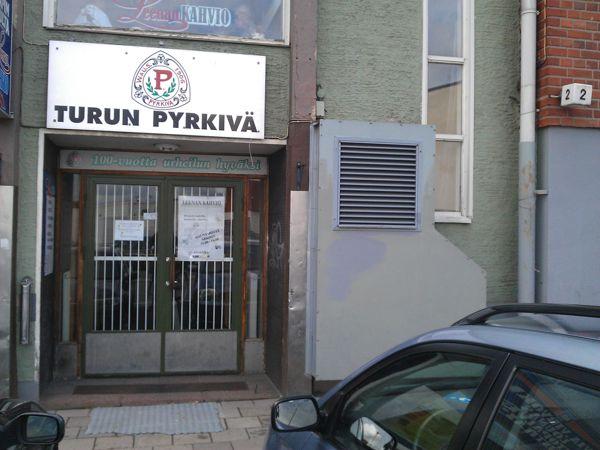 Turun Pyrkivä ry, Turku