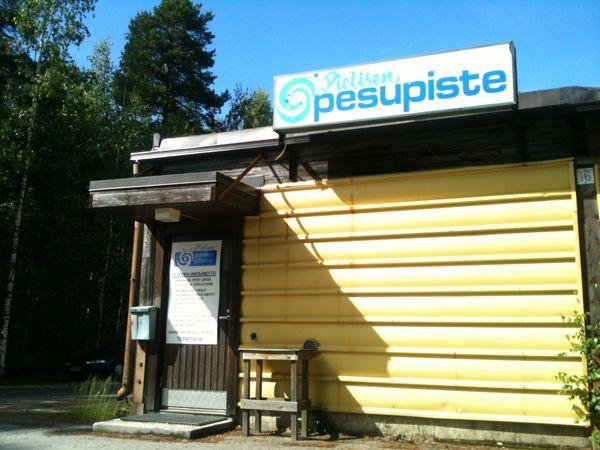 Pielisen Pesu-Piste, Lieksa