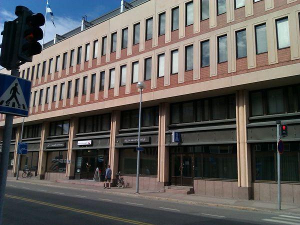 Valtiontalouden tarkastusvirasto (VTV) Oulun toimipaikka, Oulu