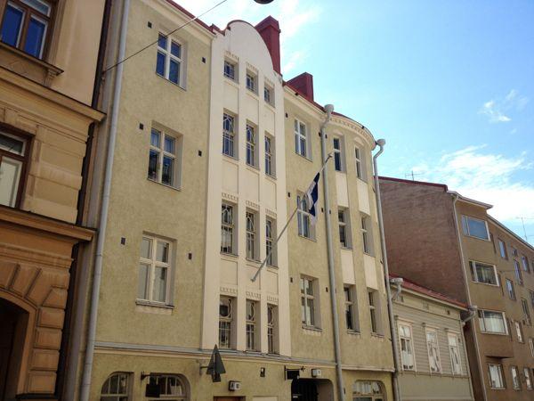 Konservointi & Kultaus Firenze, Helsinki