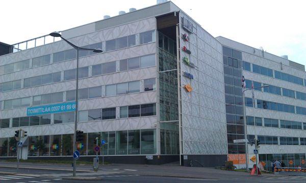 Elfa Distrelec Oy, Helsinki