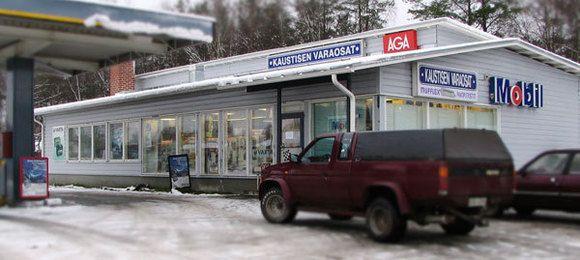 Fixus myymälä / Kaustisen Varaosat Oy, Kaustinen