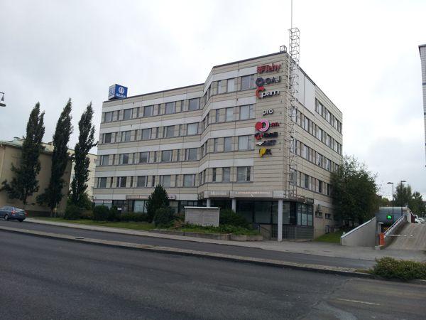 Eläkeliiton Keski-Suomen piiri, Jyväskylä
