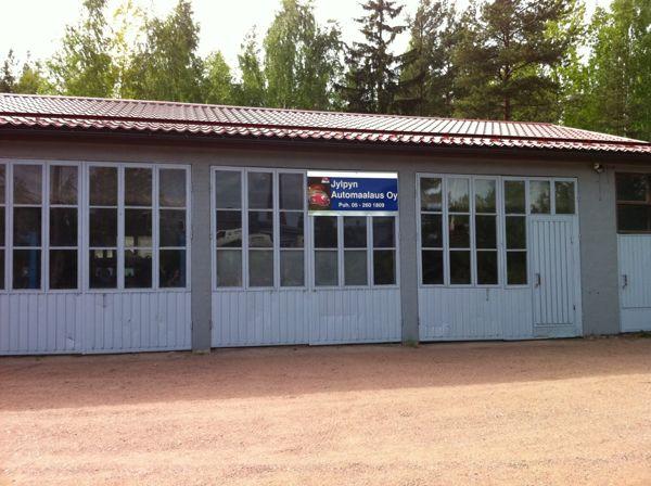 Jylpyn Automaalaus Oy, Kotka