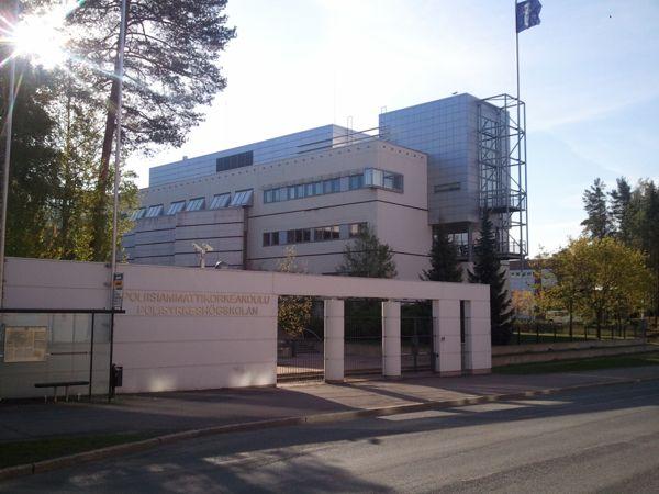 Poliisiammattikorkeakoulu, Tampere