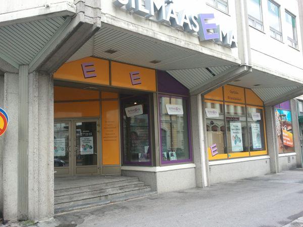 Silmäasema Kuopio, Kauppakatu, Kuopio