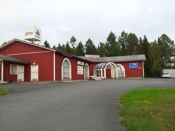 Tiilikaari Oy, Rauma