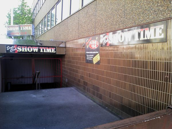 Ravintola Show Time, Turku