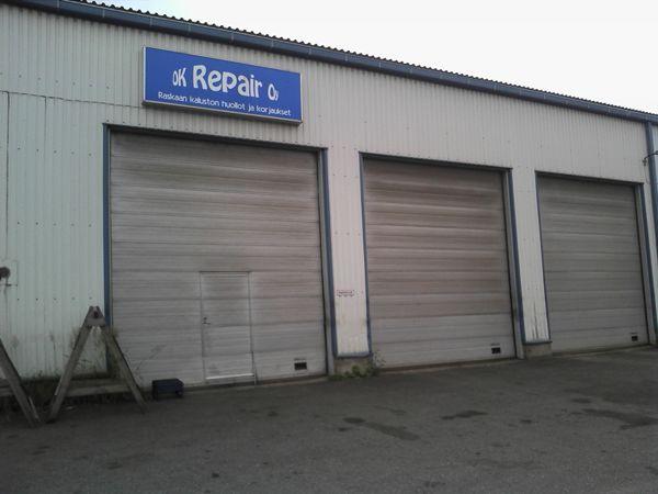 OK Repair Oy, Turku