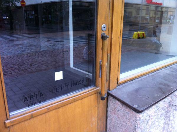 Arja Lehtimäki Design, Helsinki