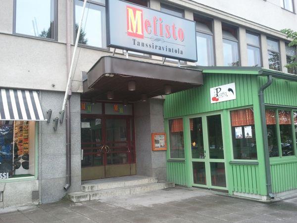 Tanssiravintola Mefisto, Savonlinna