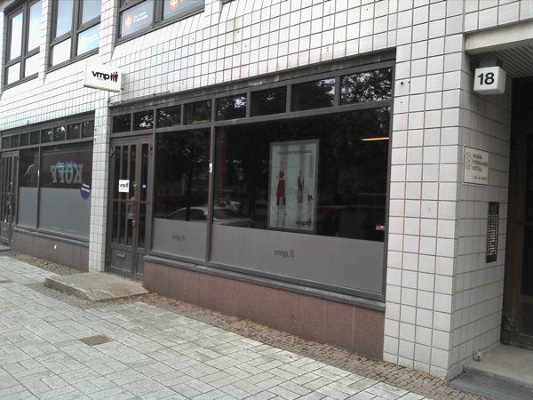 VMP Rauma-Uusikaupunki, Rauma