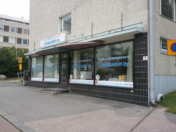 Kylmä- ja kodinkonehuolto J. Hokkanen Oy, Jyväskylä