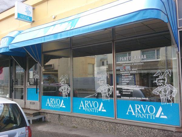Suomen Arvopantti Oy, Kuopio