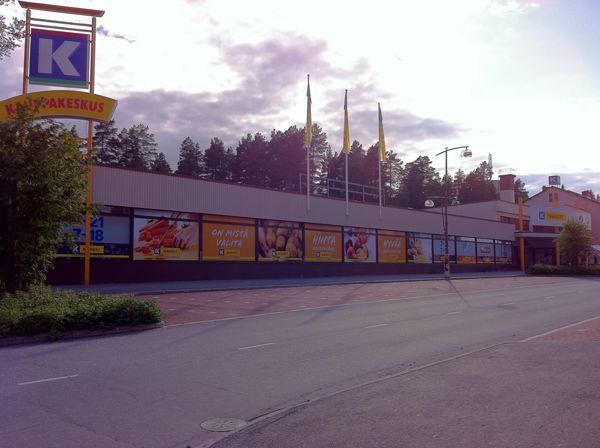 K-Market HerkkuKirsikka, Suomussalmi