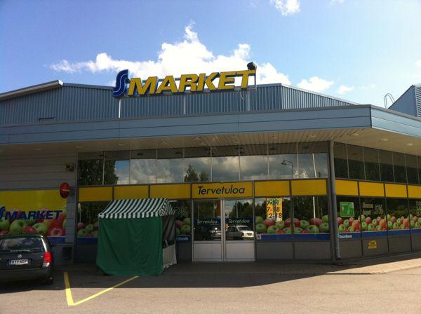 Rantakylä S Market