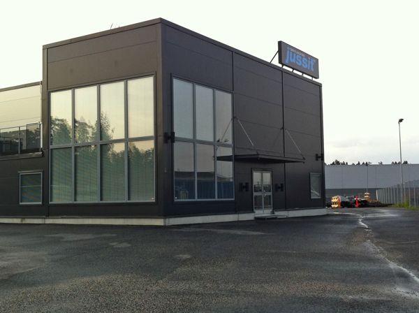 Rakennustoimisto Jussit Oy, Naantali