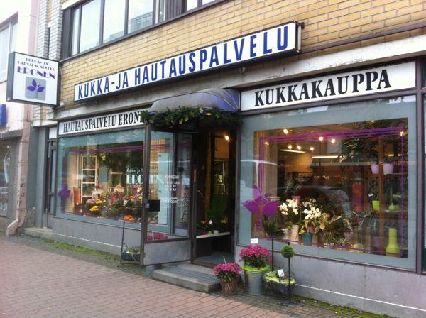 Hautaustoimisto Kukka- ja Hautauspalvelu Eronen, Joensuu