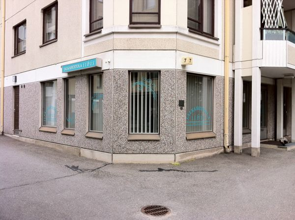Jalkahoitola iibis, Tampere