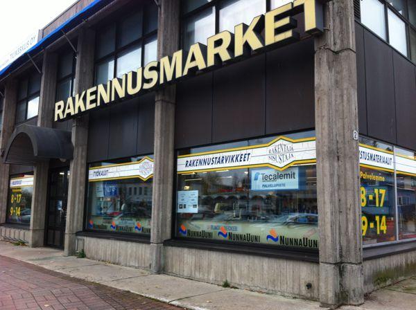 RM Rakennusmarket Oy, Kauhajoki