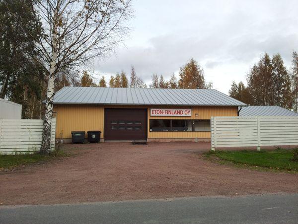 Eton-Finland Oy, Pori
