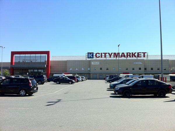 Postikonttori Palokunnankadulta Citymarketiin 8.2. alkaen