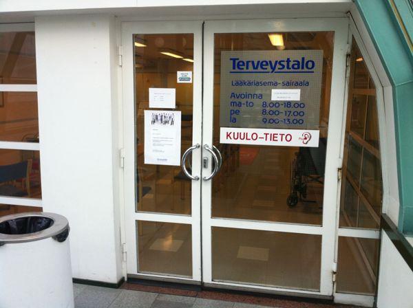 Silmälääkärin vastaanottokäynti 30min, Lappeenranta