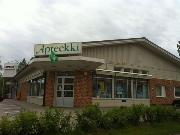 Pakilan apteekki, Helsinki