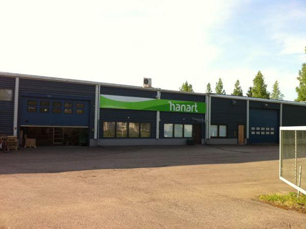 Hanart Oy, Järvenpää