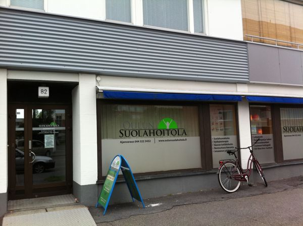Oulun Suolahoitola, Oulu